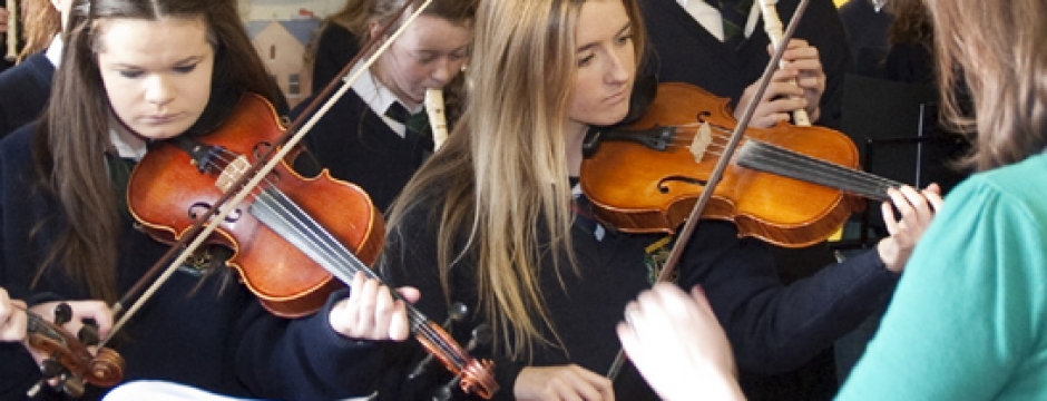 St. Agnes' School Orchestra