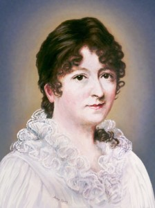 Painting of Mary Aikenhead